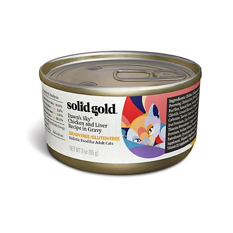 Petco Solid Gold Cat Food