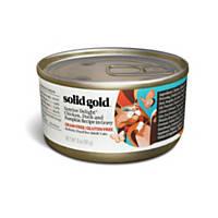Solid Gold Sunrise Delight Holistic Grain Free Wet Cat Food, Chicken, Duck and Pumpkin Recipe in Gravy