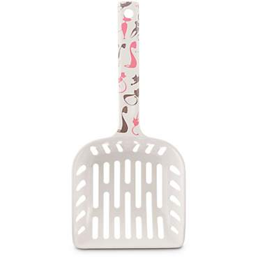 So Phresh Easy Lift Cat Litter Scoop with Kitty Print