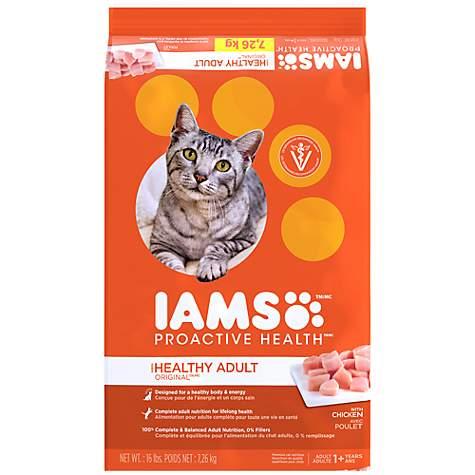 Iams ProActive Health Original with Chicken Adult Cat Food