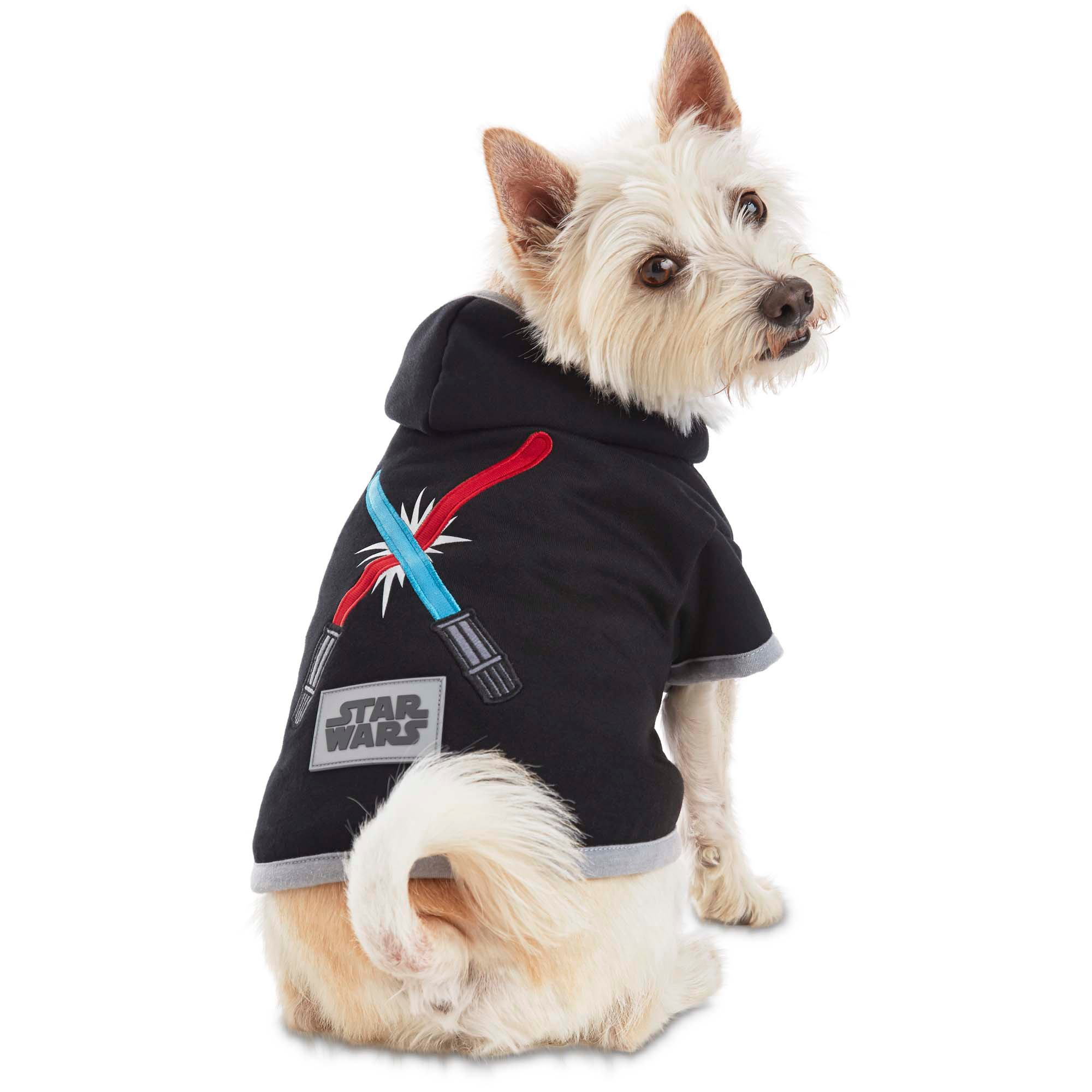 Star Wars Light Up Lightsaber Dog Hoodie   Petco