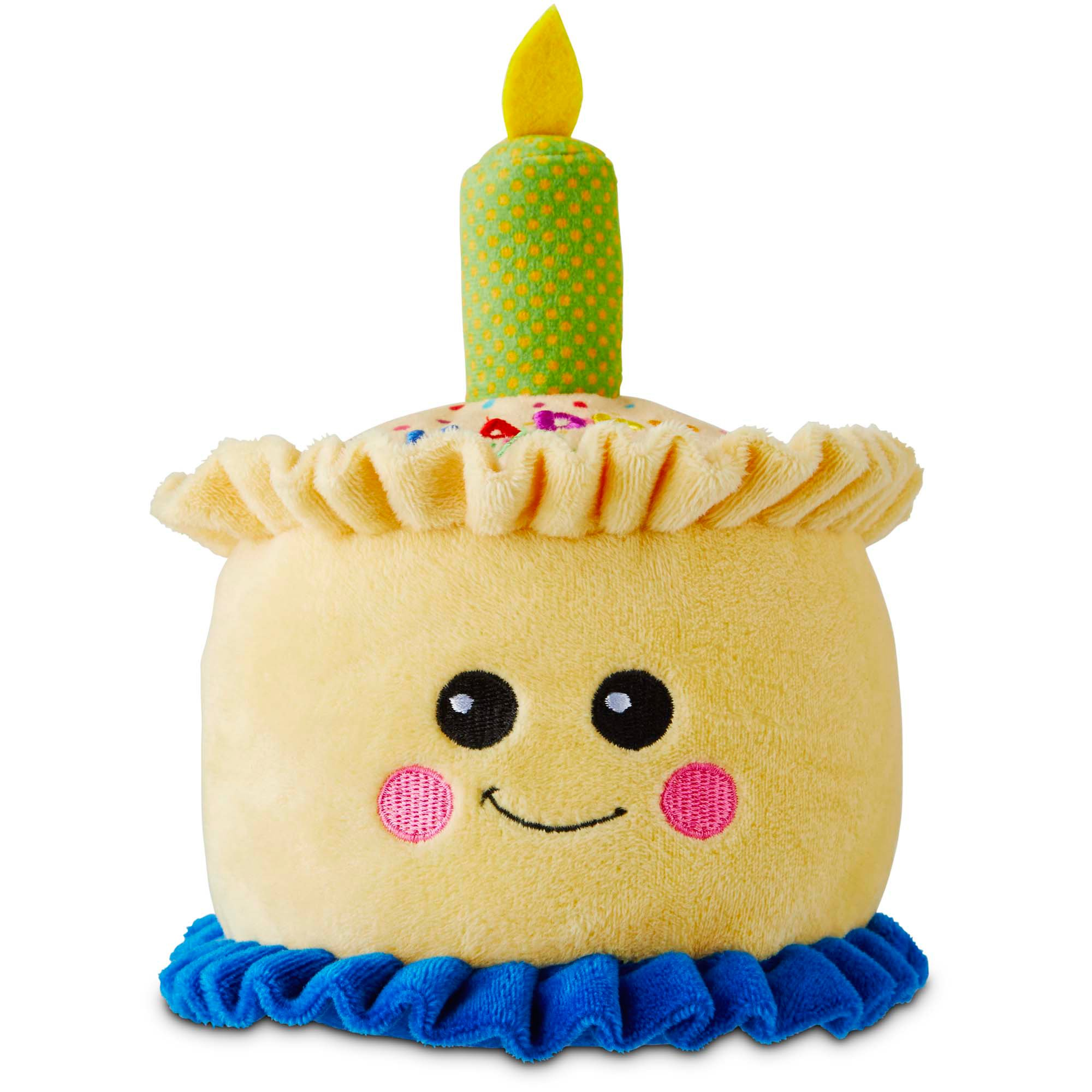 You Me Happy Birthday Cake Dog Toy