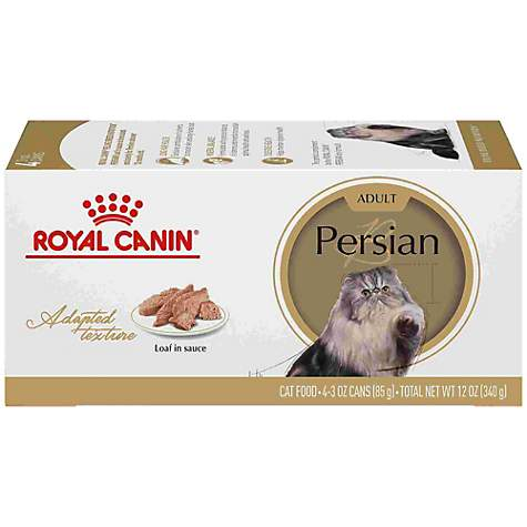 Royal Canin Feline Breed Nutrition Persian Loaf In Sauce Wet Cat Food