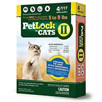 PetLock II Flea Treatment for Cats 5 to 9 lbs.
