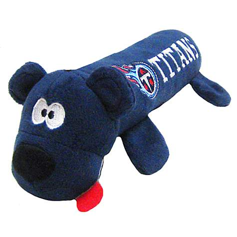 Pets First Tennessee Titans Tube Toy For Dogs