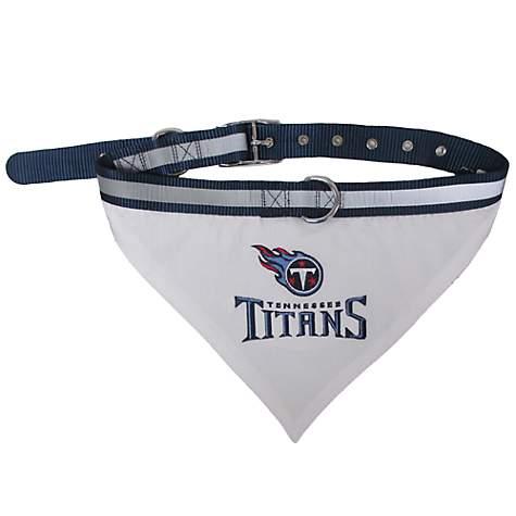 Pets First Tennessee Titans Collar Bandana  76b445c98