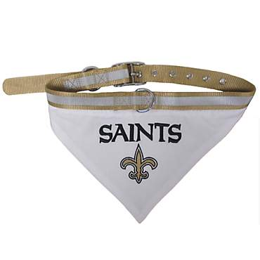 Pets First New Orleans Saints Collar Bandana