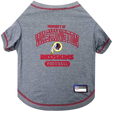 Pets First Washington Redskins T-Shirt