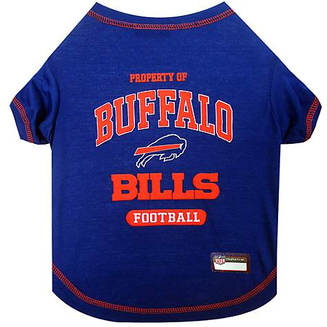 Pets First Buffalo Bills T-Shirt