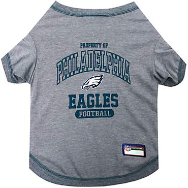 0c43db29e Pets First Philadelphia Eagles T-Shirt, Small | Petco