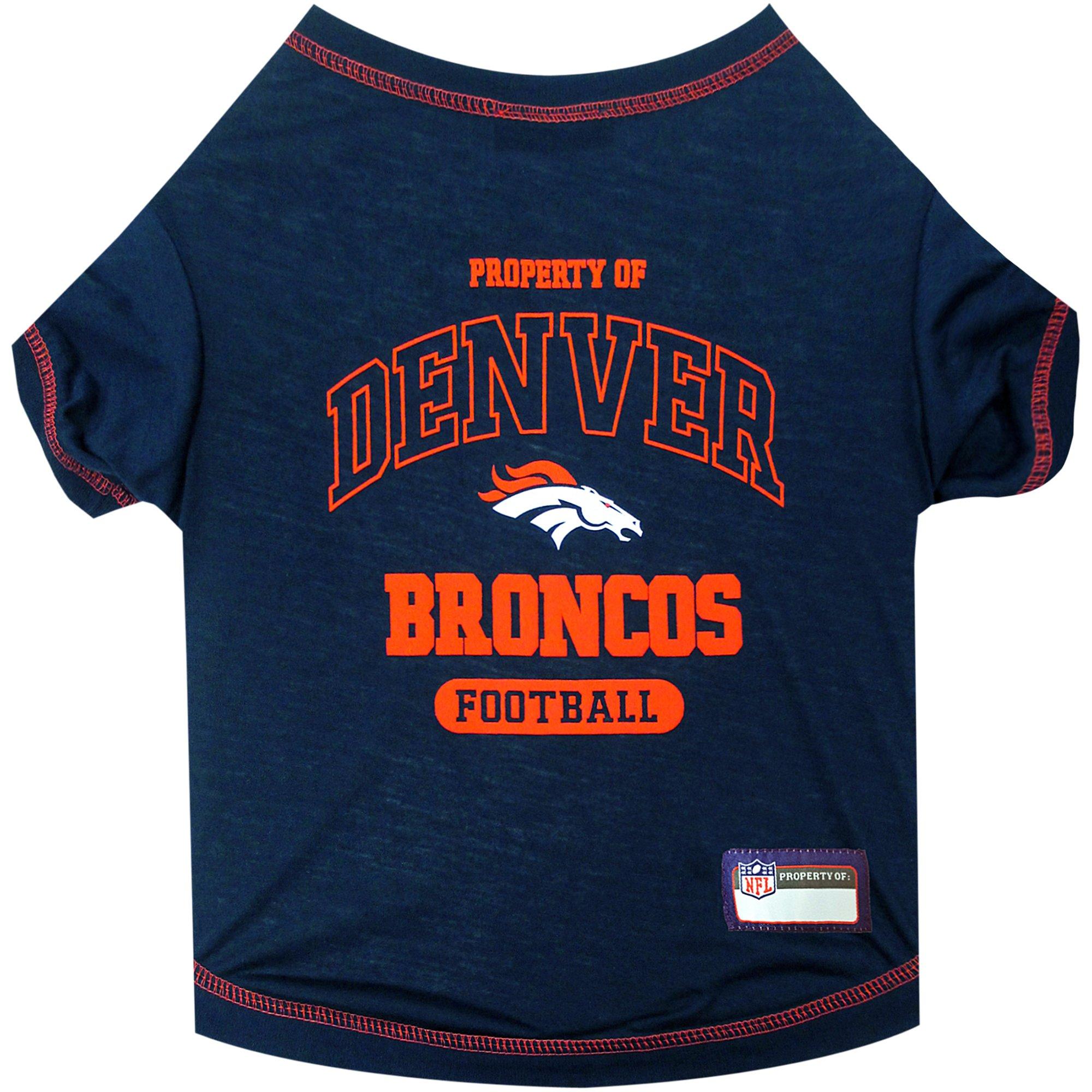 0c7e5b01 Pets First Denver Broncos T-Shirt | Petco