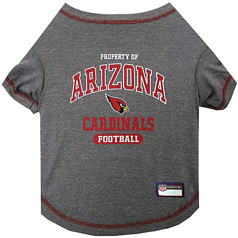 Pets First Arizona Cardinals T Shirt | Petco  supplier