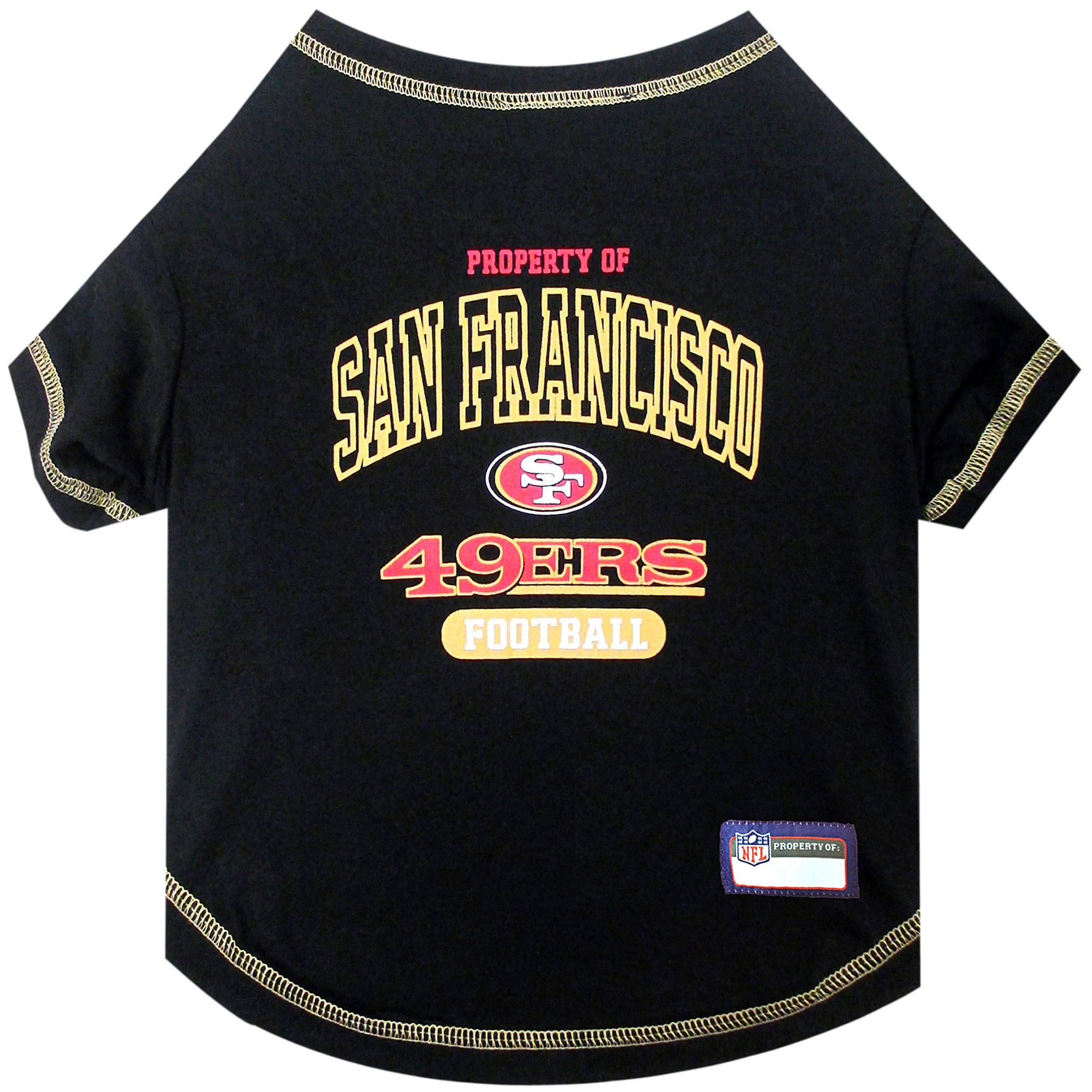 TWO x San Francisco 49ers NFL T shirts