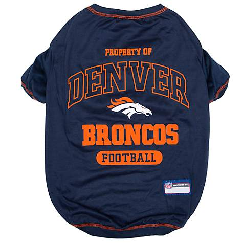 Pets First Denver Broncos T-Shirt