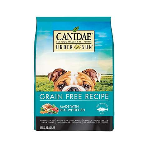 Lowest Price Canidae Dog Food