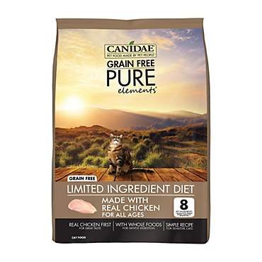 CANIDAE PURE Elements Formula with Fresh Chicken Dry Cat Food