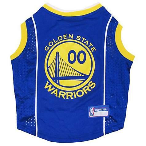 0a7169d717a Pets First Golden State Warriors NBA Mesh Jersey