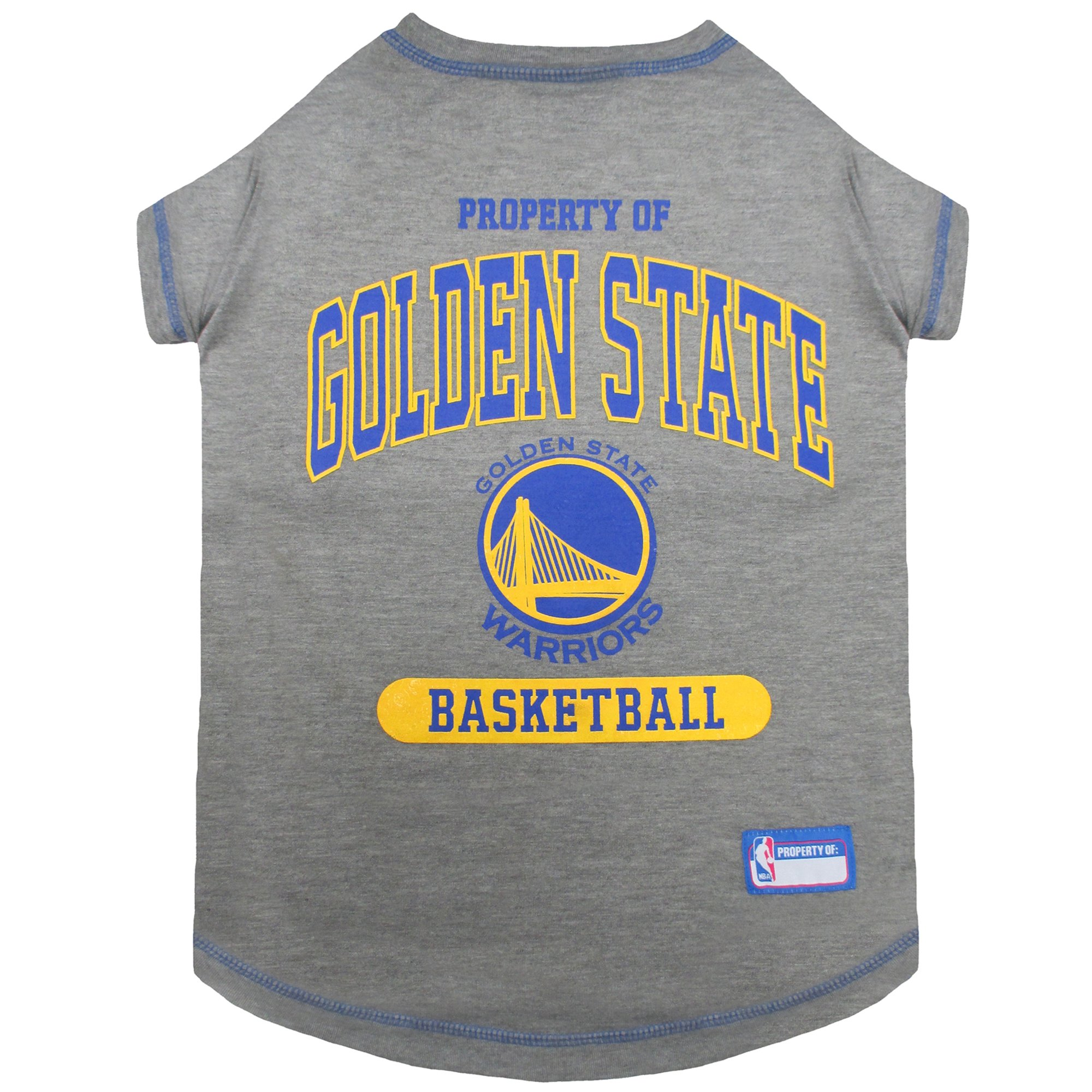 b3febffac7b2d Pets First Golden State Warriors T-Shirt