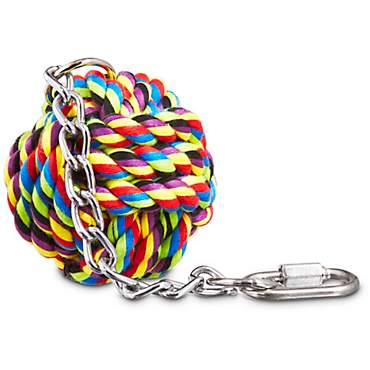 You & Me Knotted Bird Rope Toy