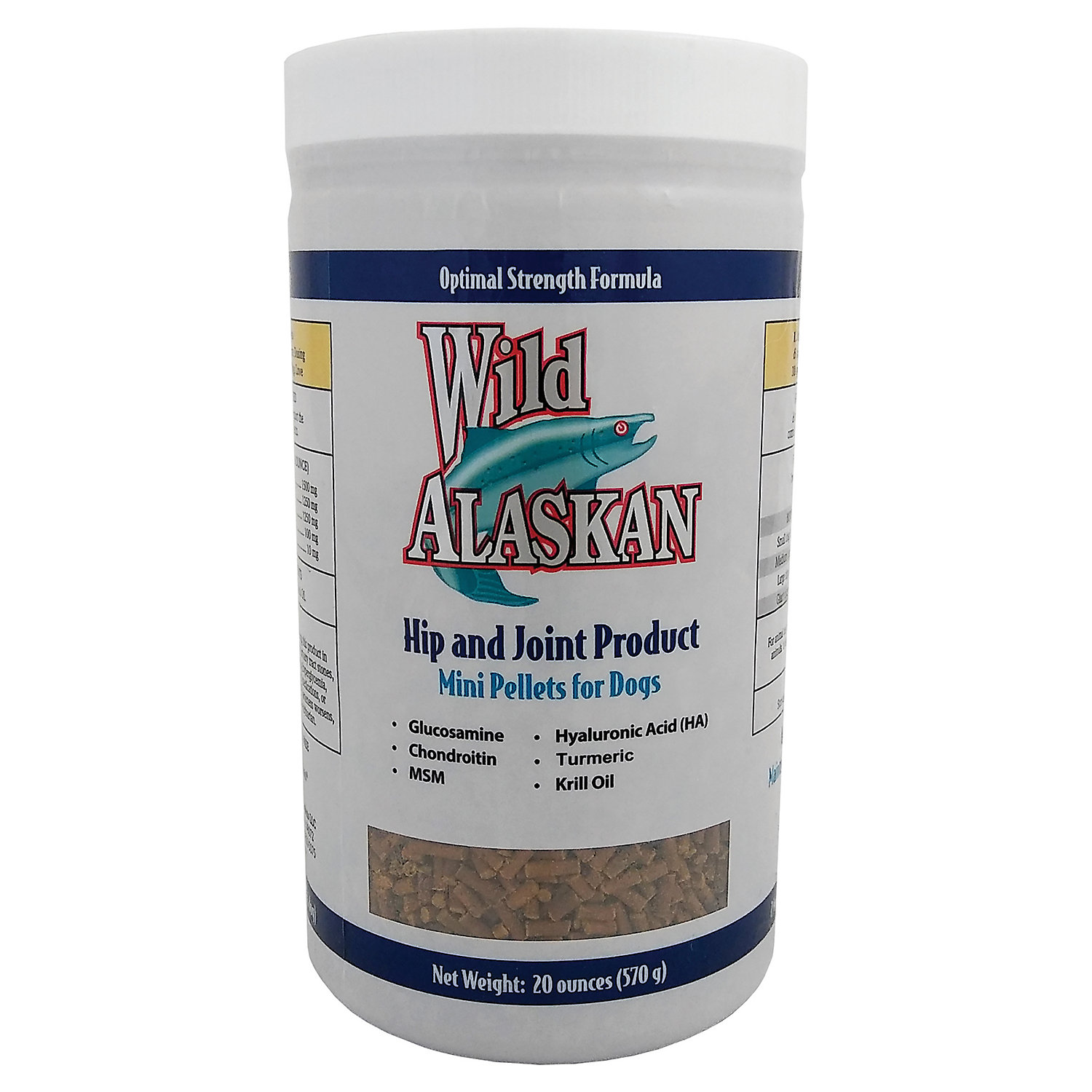 Wild Alaskan Hip And Joint Product For Dogs