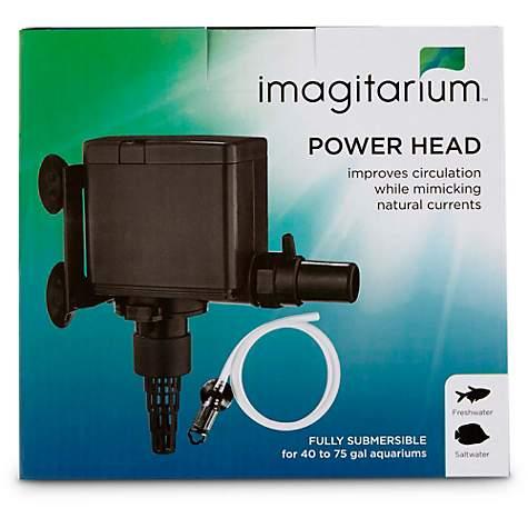 imagitarium aquarium power head petco