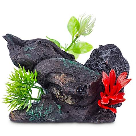 Imagitarium Assorted Rock Garden Aquatic Decor Petco