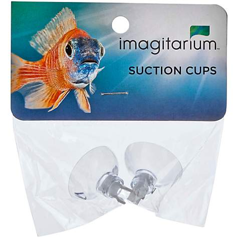 Imagitarium White Suction Cups with Holders