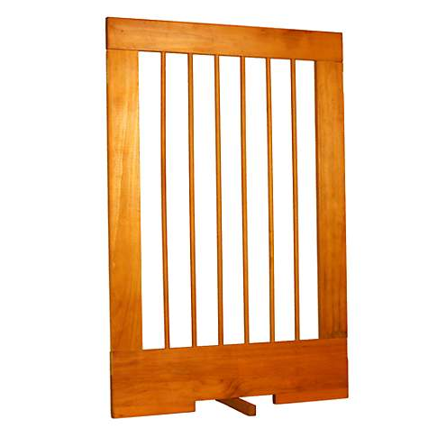 Cardinal Gates Extension for 4-Panel Pet Gate, Oak