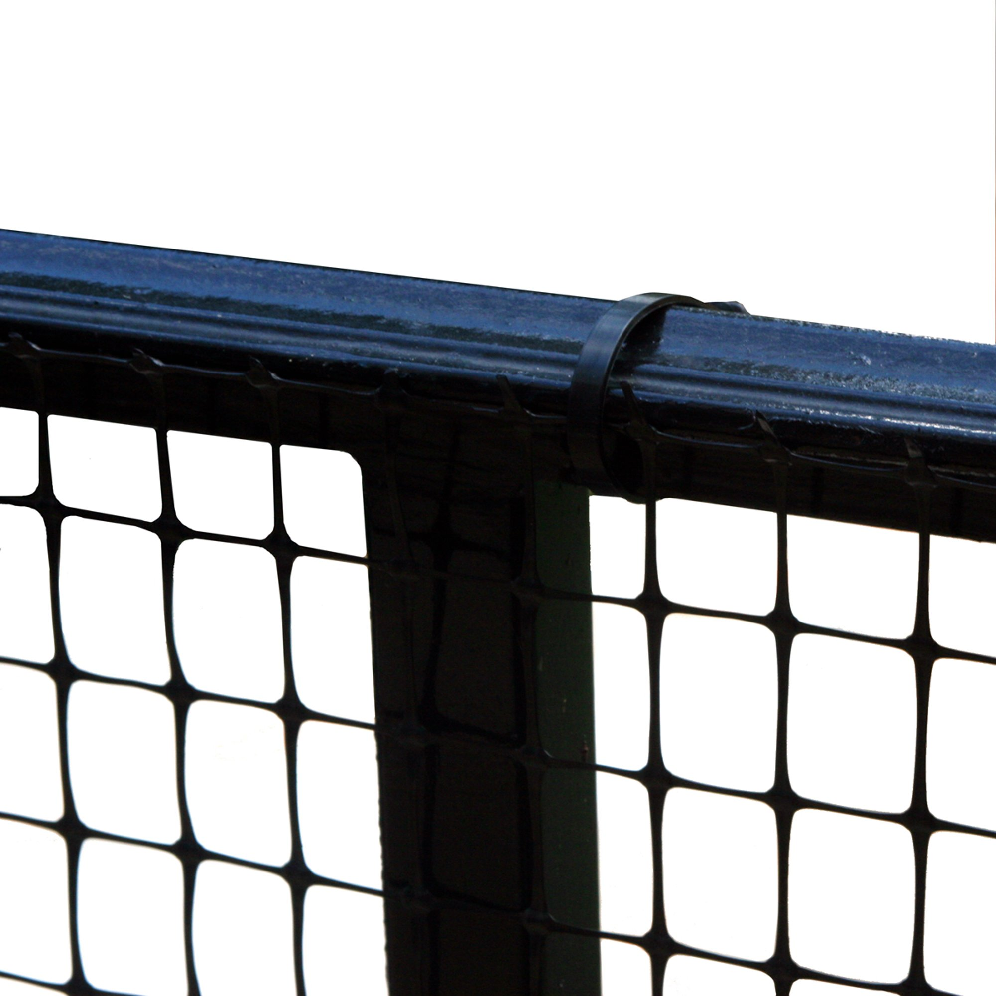 Cardinal Gates Heavy Duty Outdoor Deck Netting Black Petco