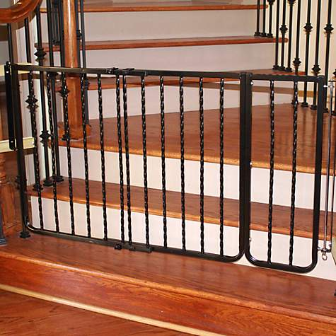 Cardinal gates extension for wrought iron decor gate for Iron accents promo code