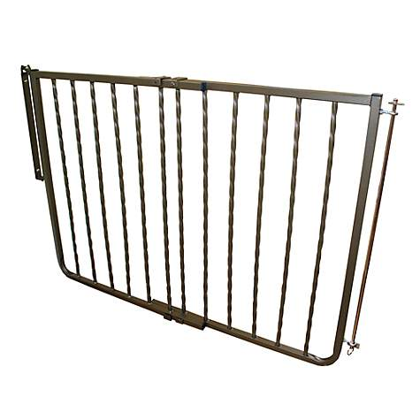 Cardinal gates wrought iron decor gate bronze petco for Iron accents promo code