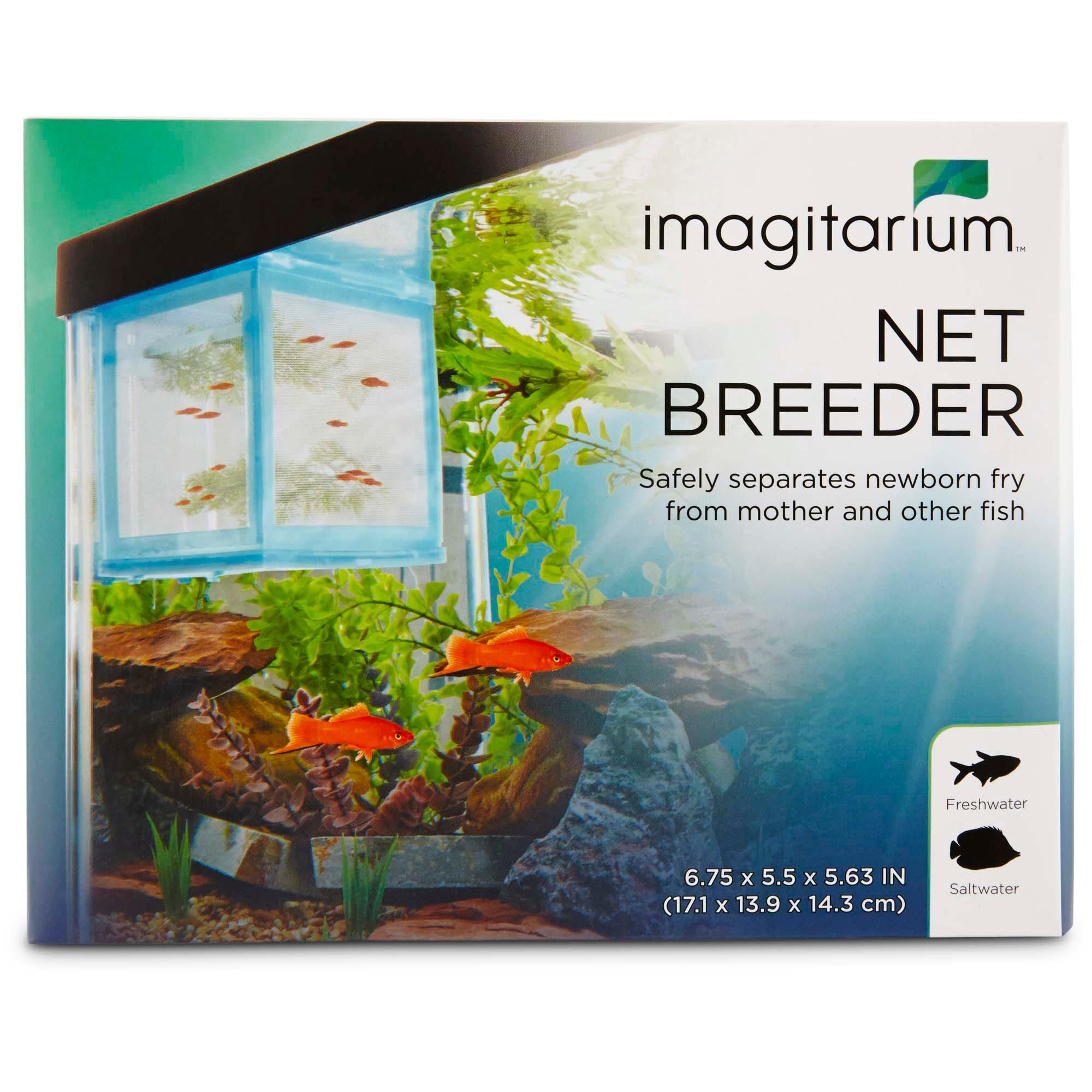 Imagitarium aquarium net breeder petco for Fish breeding net