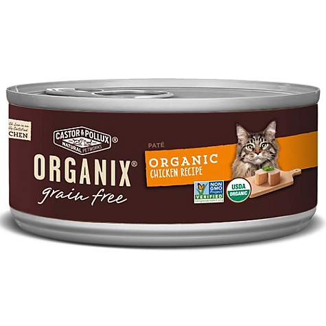Wet Canned Cat Food Daily