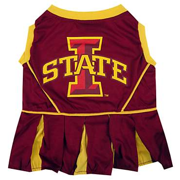 Pets First Iowa State Cyclones Cheerleading Outfit