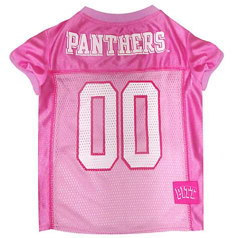 Pets First Pittsburgh Panthers Pink Jersey