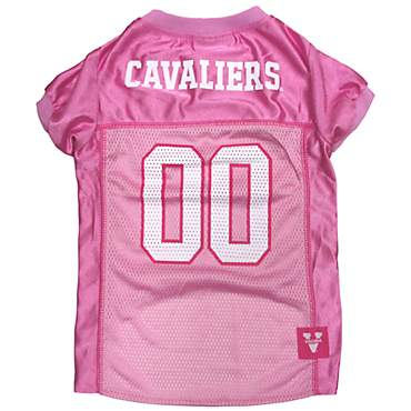 Pets First Virginia Cavaliers Pink Jersey
