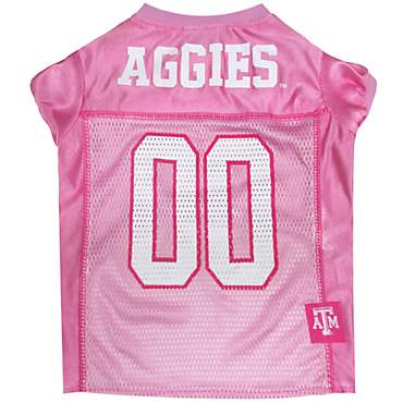 Pets First Texas A&M Aggies Pink Jersey