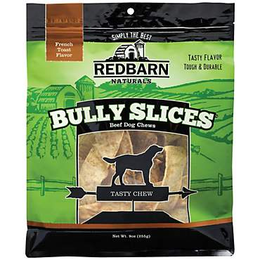 Redbarn French Toast Bully Slices Dog Chews