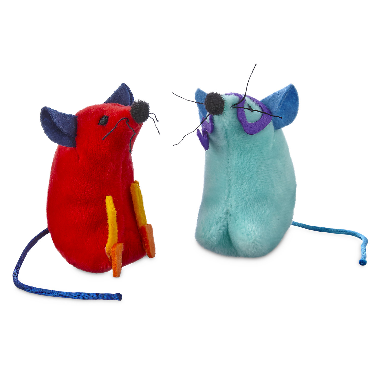 Seaside Summer Scuba Mice Cat Toys