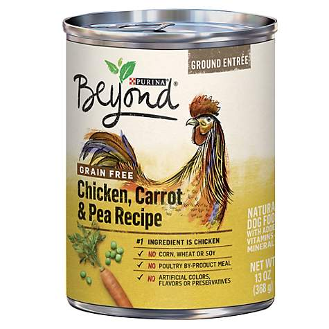 Purina beyond grain free chicken carrot pea recipe ground entree purina beyond grain free chicken carrot pea recipe ground entree adult wet dog food petco forumfinder Image collections