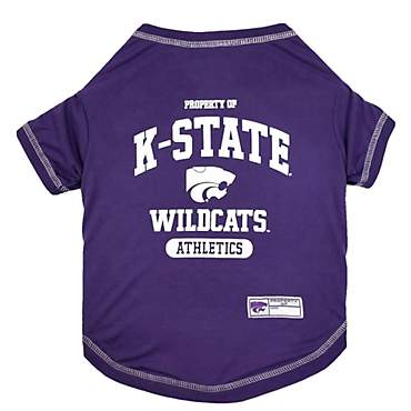 Pets First Kansas State Wildcats Dog T-Shirt