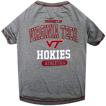 Pets First Virginia Tech Hokies Dog T-Shirt