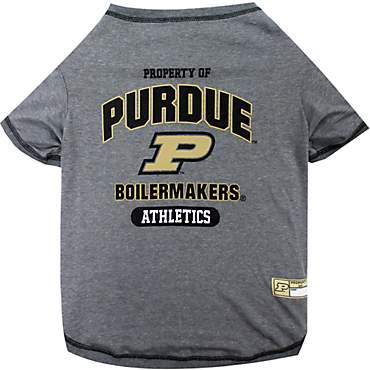 Pets First Purdue Boilermakers Dog T-Shirt