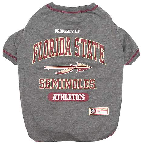 Pets First Florida State Seminoles Dog T-Shirt