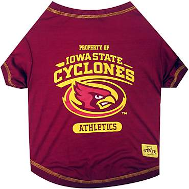 Pets First Iowa State Cyclones Dog T-Shirt