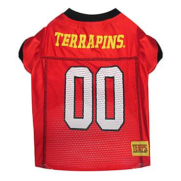 Pets First Maryland Terrapins Mesh Jersey