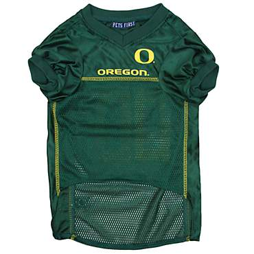 Pets First Oregon Ducks NCAA Mesh Jersey For Dogs