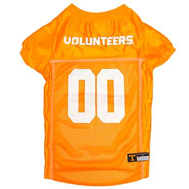 Pets First Tennessee Volunteers NCAA Mesh Jersey For Dogs