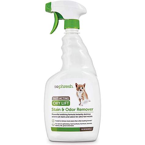 So Phresh Oxy Lift Cat Stain & Odor Remover