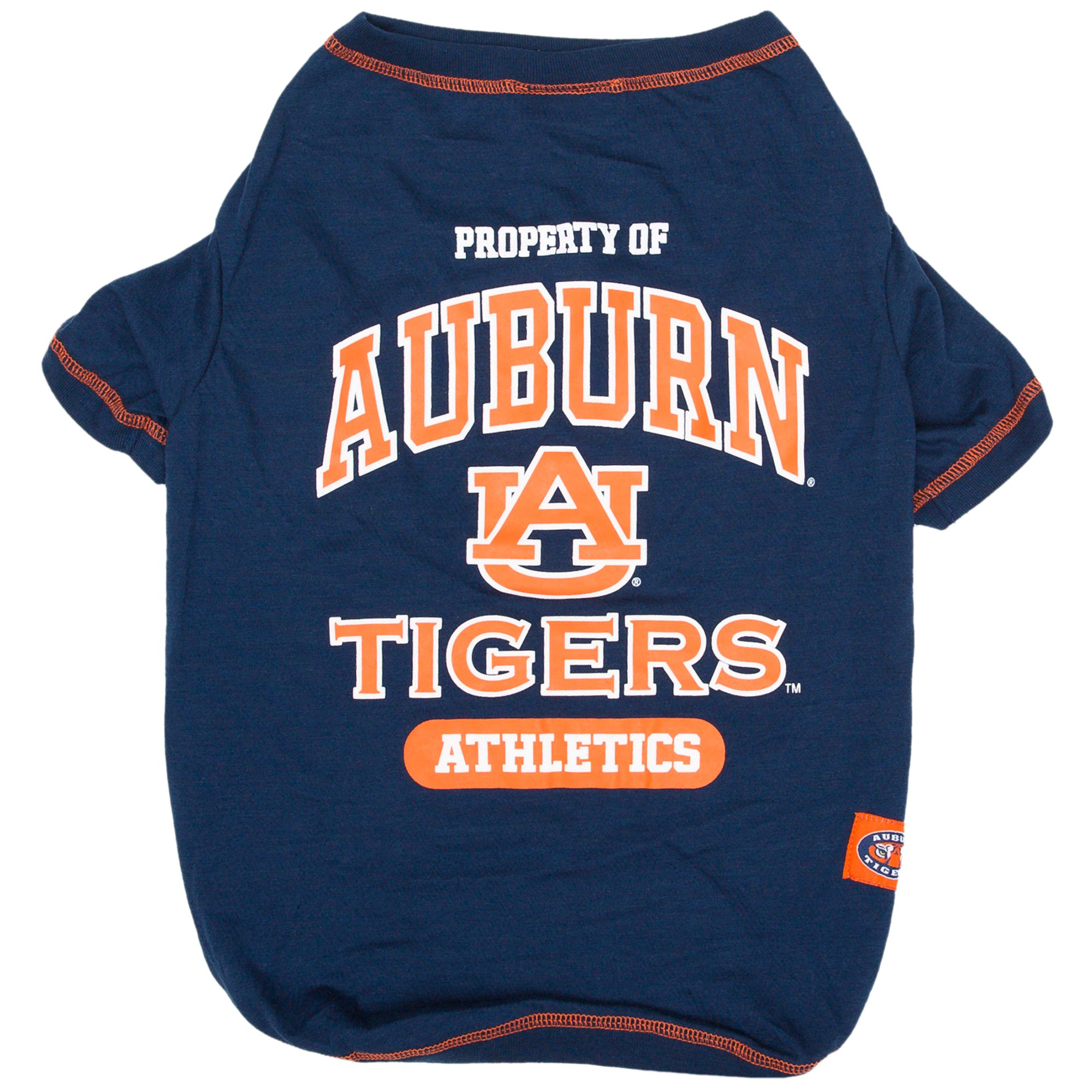 online store c8c15 c3d42 Pets First Auburn Tigers NCAA T-Shirt For Dogs | Petco